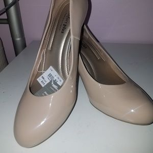 Nude formal Heels